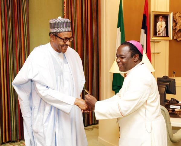 Bishop Kukah: Before Nigeria's glory departs
