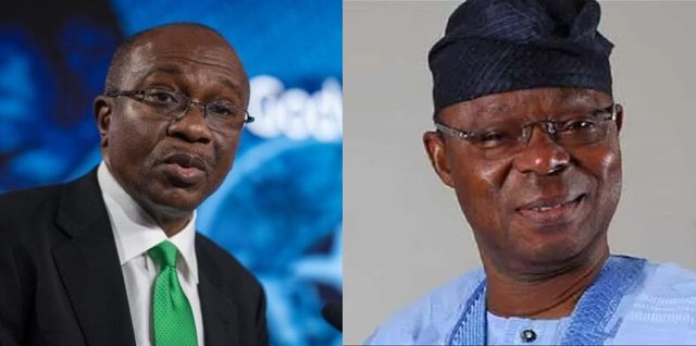 I begged Oba Otudeko not to sack First Bank MD and he did not listen – Emefiele
