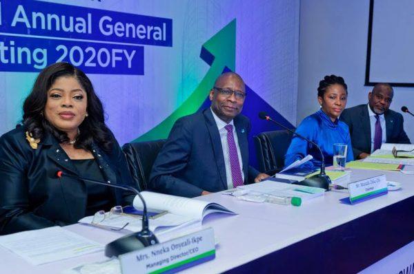 Fidelity Bank approves 22k/share dividend for 2020