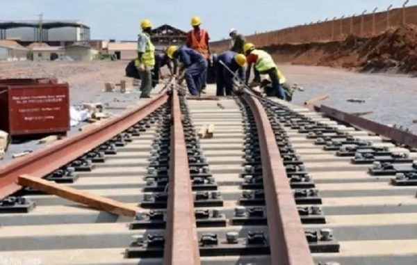 Governor's aide, Chinese national, others arrested for vandalising railway tracks