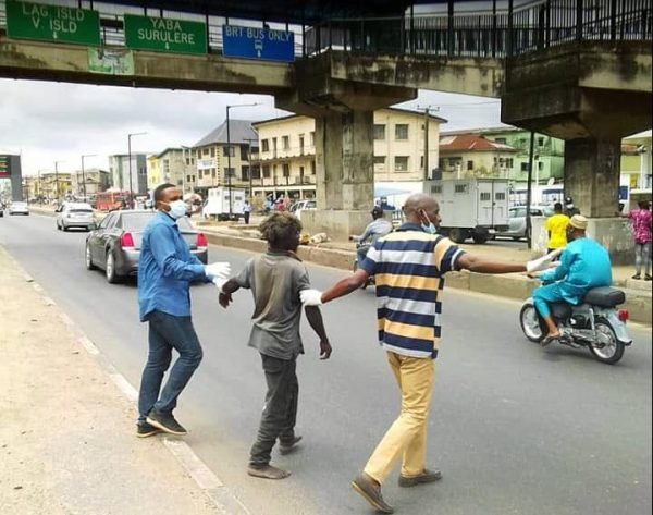 128 persons arrested as Lagos expresses zero tolerance on street begging